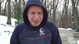 мужской монастырь/купание на холоде