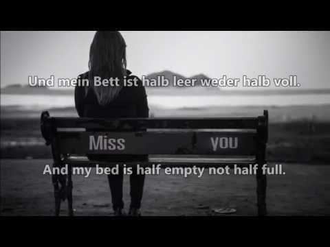 »German ‖ English Lyrics → The Cab - Lovesick Fool«