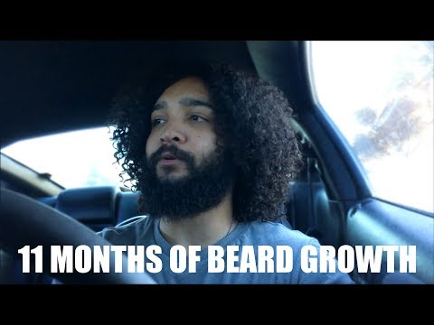 11 Months of Beard Growth | Multiple Trims, Go After Your Beard Goal | Beard Update #4