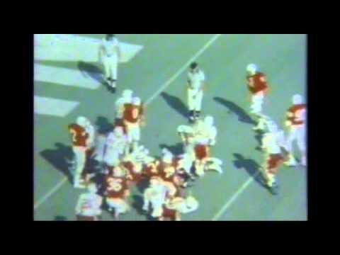 Wisconsin upsets Nebraska - 1974