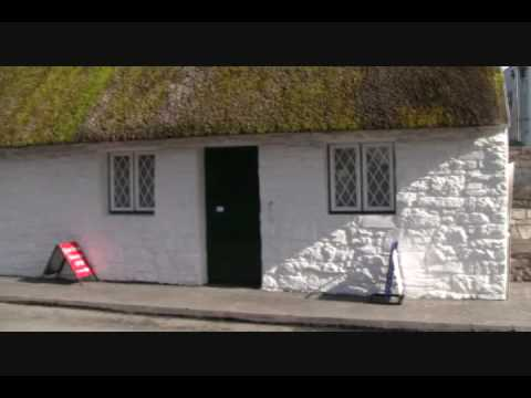 Village Cong, County Mayo, Ireland where the Quiet Man was filmed