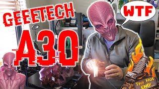 Geeetech A30 3D Printer review!