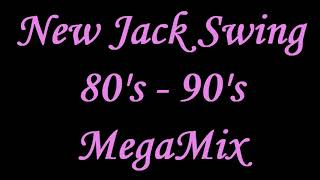 New Jack Swing MegaMix - (DJ Paul S)