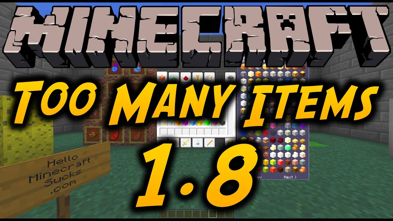 Minecraft Forge 1.8 Download Tutorial - YouTube
