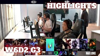 SK Gaming vs Mad Lions (Extended Highlights) | Week 6 Day 2 S10 LEC Summer 2020 | SK vs MAD W6D2