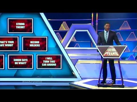 The 100000 Pyramid On ABC Promo 1 Sundays At 98c YouTube