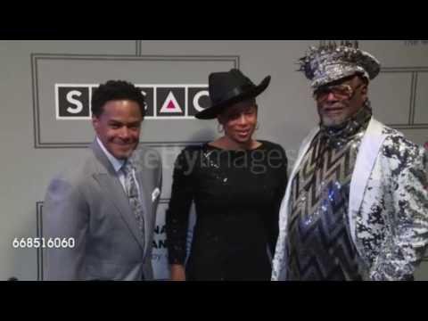 PTV - George Clinton @ Sesac New York Pop Music Awards