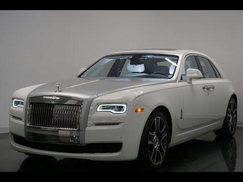 Rolls-Royce Ghost Series II - Walkaround in HD60FPS