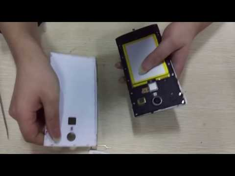 DOOGEE F5 Disassembling Video