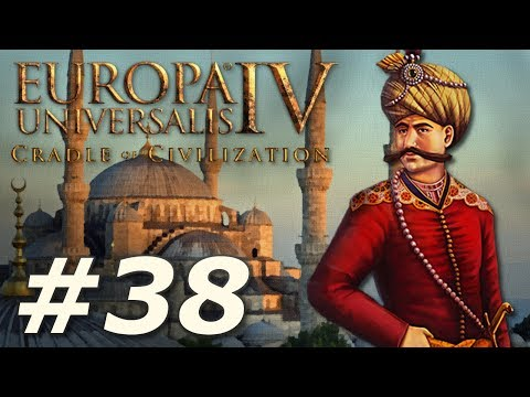 Europa Universalis IV: Cradle of Civilization | Aq Qoyunlu - Part 38
