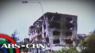 Tumambad ang matinding pinsala sa Marawi City kasunod ng halos dala...