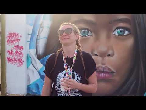 MUROS. El graffiti y street art en Uruguay