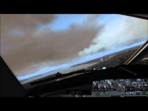 PMDG 737NGX Delivery Flights - Ryan Air & Jet2.com