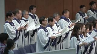 필그림 교회 3부 아가페 성가대