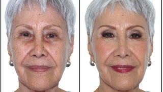 Rejuvenece 15 años con Maquillaje - Pieles Maduras