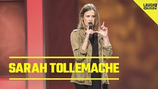 Sarah Tollemache Embarrassed Herself At The Gym   Just For Laughs