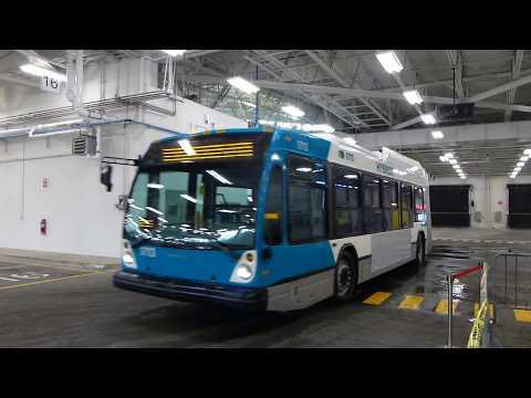 STO (Société de transport de l'Outaouais) 'Centre d'entretien et d'exploitation' Open House