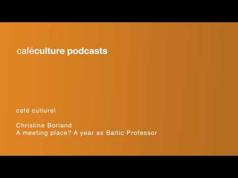 Episode 9 - A meeting place? A year as Baltic Professor - Christine Borland