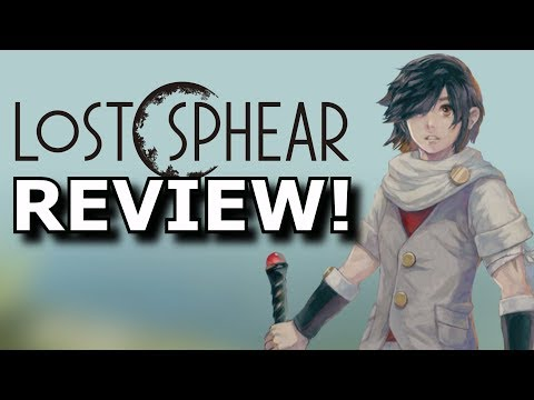 Download Youtube: Lost Sphear Review! GREAT Retro RPG? (PS4/Switch)