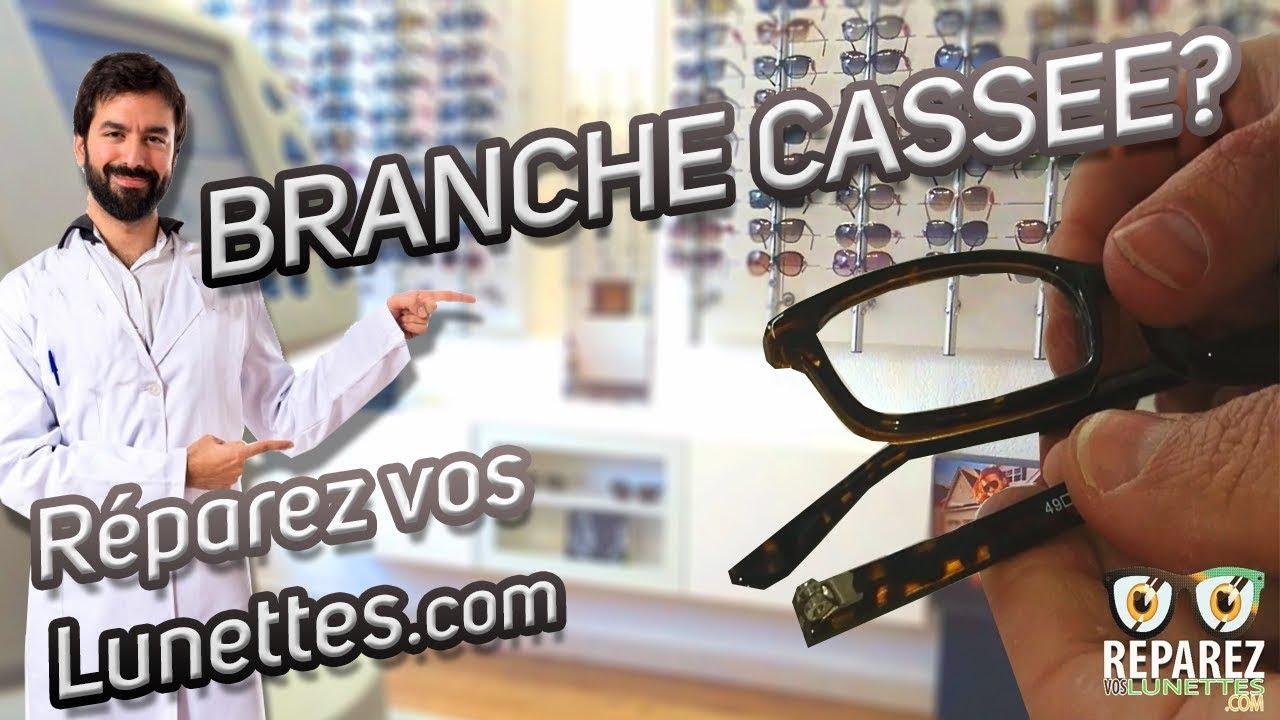 👴Tuto l Opticien  05 👓Branche de lunettes Cassée  Comment faire! 😍👀🤗.  Les Tutos Opticiens de Reparez vos lunettes 672173e6826e