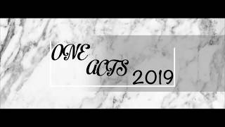 one acts promo