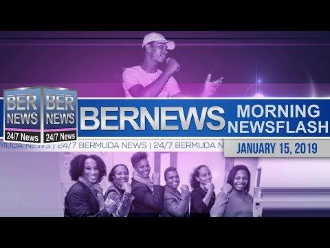 Bernews Newsflash For Tuesday, January 15, 2019