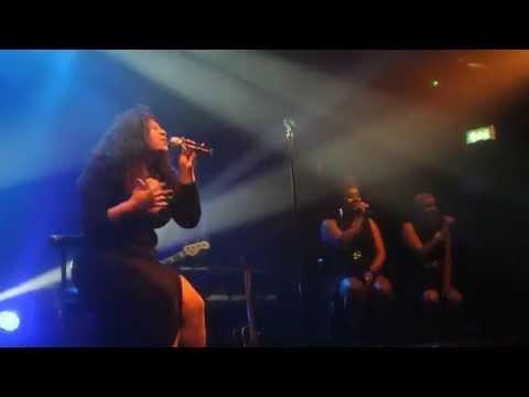 Jazmine Sullivan - In Love With Another Man Live @ KOKO London 2014