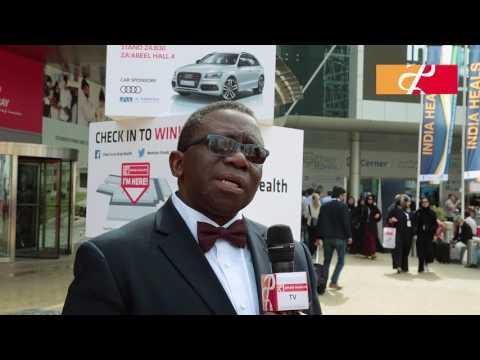 Arab Health TV 2017 - Federal Health Minister, Nigeria