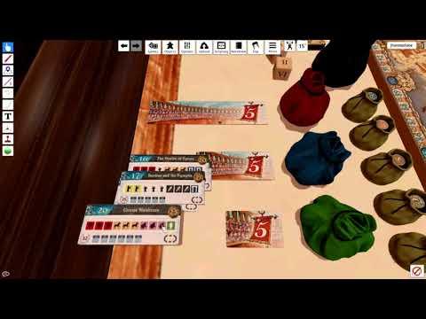 Colosseum Board Game Tutorial como jogar PT BR thumbnail