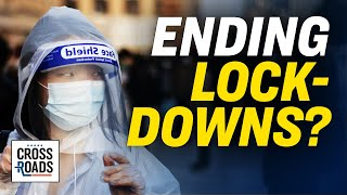 The Ccp Makes Profits From The Coronavirus Pandemic;ending Lockdowns In Wuhan? |ccp Virus|crossroads