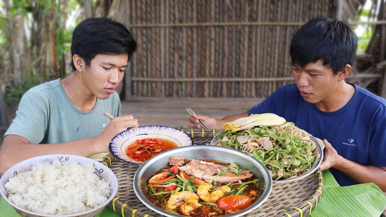 Nhớ Bữa Cơm Ngon Quê Nhà ● Cá Kho Cà Miền Tây   VTNam Vlog #117