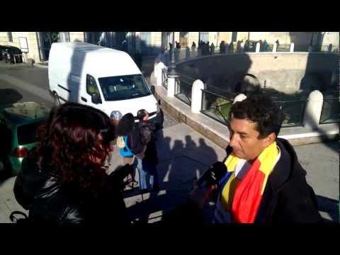 ADRIAN MELICOVICI: PRIMUL INTERVIU PENTRU RADIO ROMANIA ACTUALITATI  LA ROMA