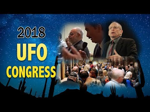 2-14 International UFO Congress 2018 Roundtable, Video Live Stream