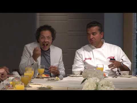 Don Jacobo Desayuno con Buddy Valastro para  YouTube