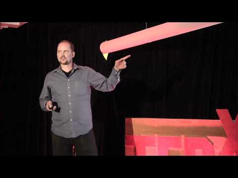 What the world really needs is far more arms dealers: Mark Nelson at TEDxHultBusinessSchoolSF