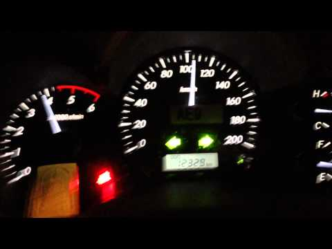 2.5 vnTurbo 0-150 km/hr