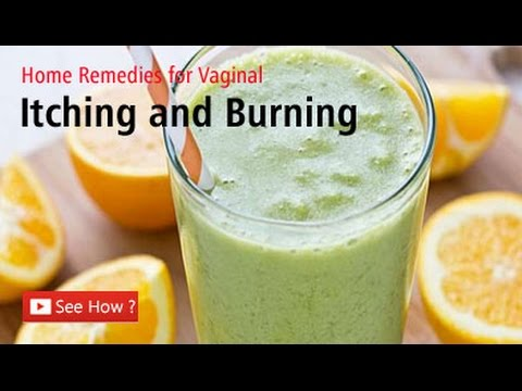 vagina irritated Cure an for