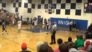 Katie Dillon #21 Hopewell High School Basketball Highlights 2012
