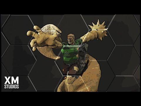 xm-studios-sandman-1/4-scale-statue