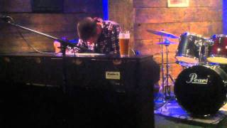 Improvised Jazz Instrumental at the Ship Inn Open Mic Preston