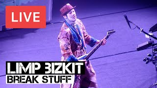 Limp Bizkit - Break Stuff LIVE in [HD] @ Brixton Academy 2015