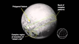 Wow! New Pluto Photo Shows Complex 'Band of Patterns' Stretching 1,000 Miles Long