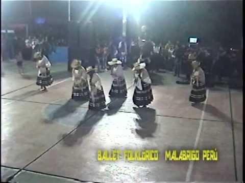 "Ballet Folklórico ""MALABRIGO"", Tondero"