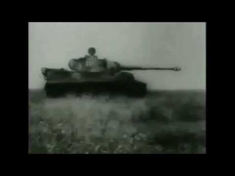 Panzerkampfwagen Tiger I - Originalaufnahmen, Gefechtszenen und mehr...