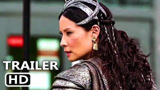 SHAZAM 2 Trailer (2023) Lucy Liu, Rachel Zegler, Helen Mirren Movie