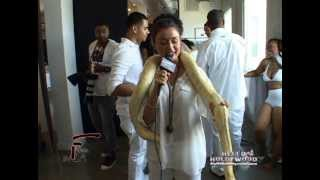 FASHION IN LA - BET Fashion Show 2013 Behind the stage and Bikini Runway_Part2