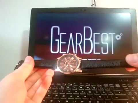Geneve Fashion Quartz Watch