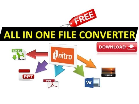 Download Pdf To Word - Word To Pdf - Pdf To JPG - Word To Png - Pdf To Excel Converter Software Free
