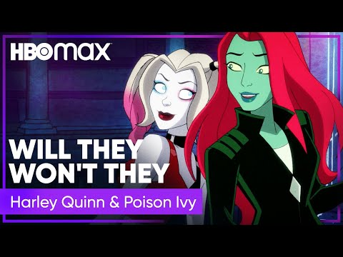 Will Harley Quinn and Poison Ivy Fall In Love?   HBO Max