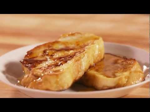 Easy Breakfast Recipe - How to Make French Toast